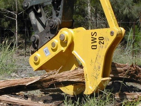 Embrey Attachments Wood Shears